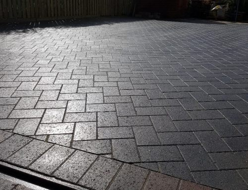 Plaspave block paving driveway sealants in Lofthouse wakefield.
